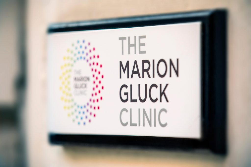Dr Marion Gluck