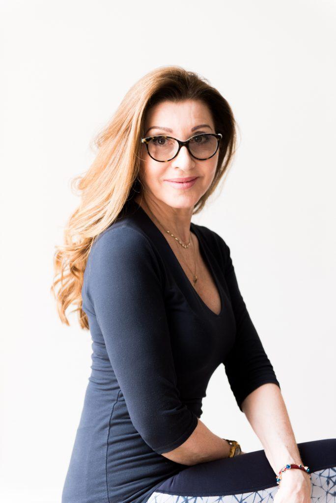 ivana daniell - pelvic floor muscles - menopause - marion gluck clinic - marion gluck