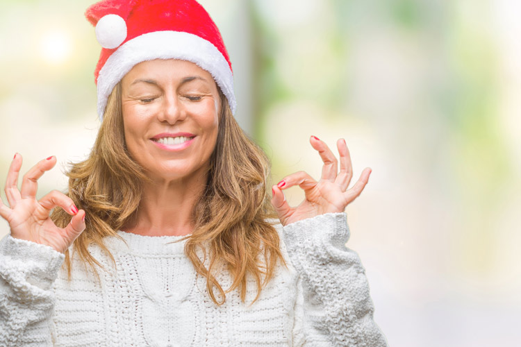 Your Guide To Keeping Your 'Christmas Hormones' Happy