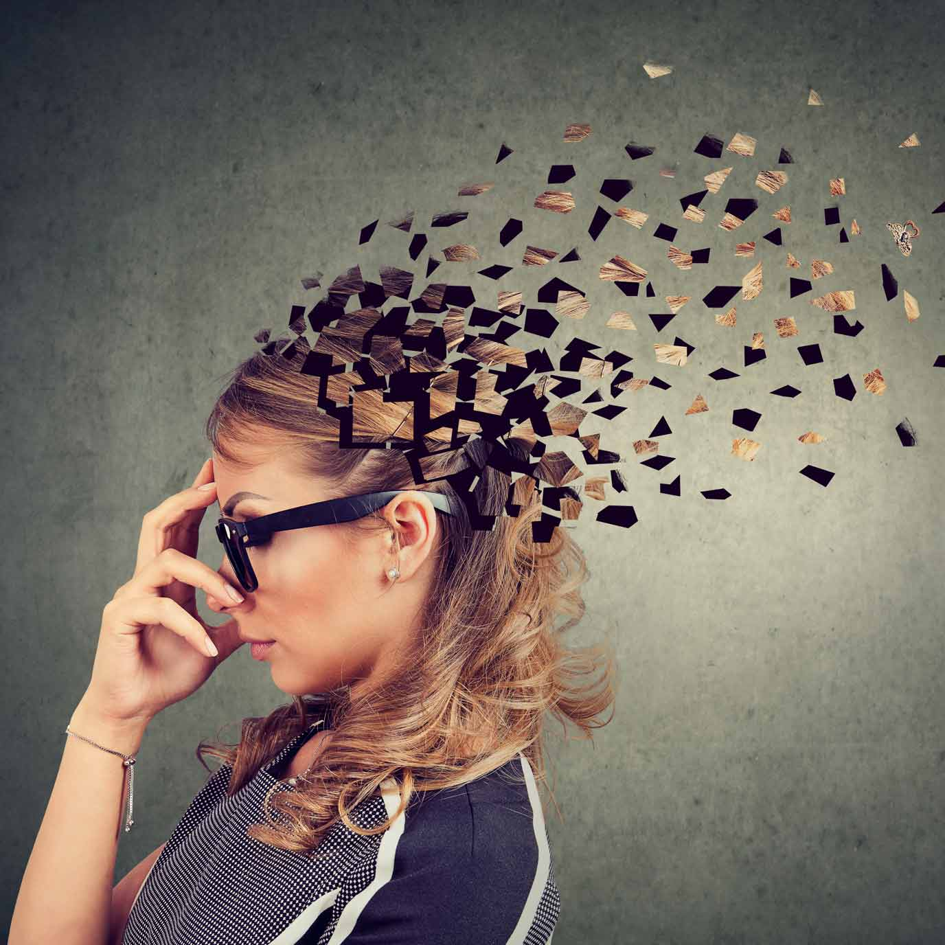 We Are The City – Menopausal Brain Fog – Mind Over Matter!